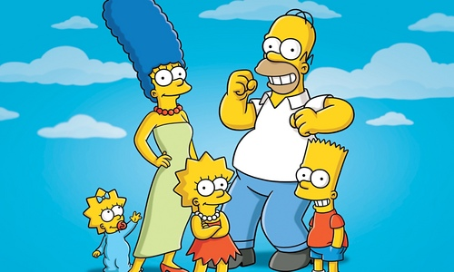 I think The Simpsons is one of the best cartoon shows ever :D