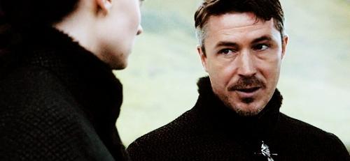 Aidan as Petyr Baelish