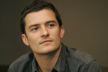 Orlando Bloom - 38 yrs old<3