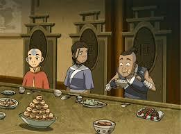 Sokka is hungry, all the time