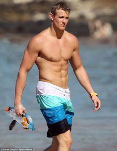 Alexander's muscles :)