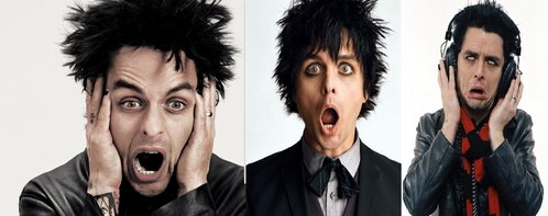 The King of Weird Faces~