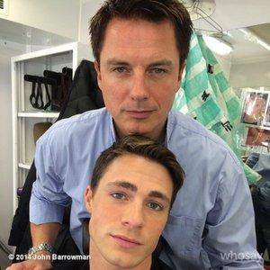Barrowman and Haynes :)