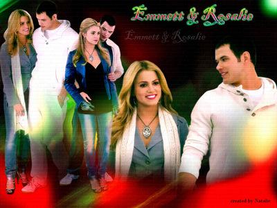 Emmett + Rosalie = Emmalie