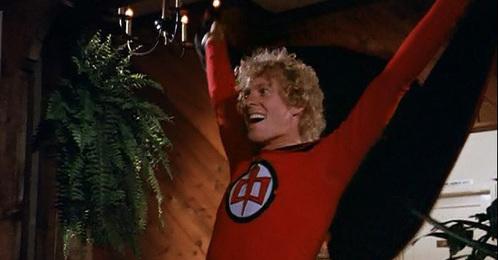 "William Katt as ""The Greatest American Hero"" always makes me smile."