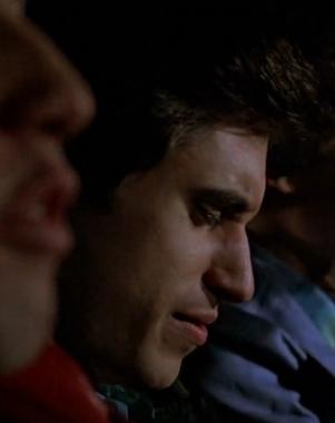Joey looking down :)