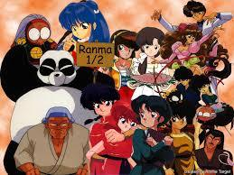 All the characters of ऐनीमे RANMA 1/2 >3
