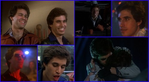 Joey from Saturday Night Fever. He's one the most hottest guys in the film. <3