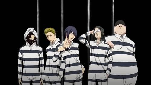 Prison school, it's new. Much worth the wait