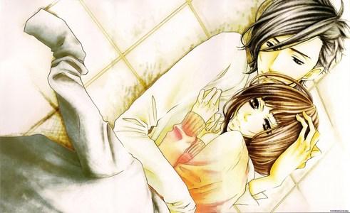 Say I Love u ^^ (image) NANA Paradise Kiss