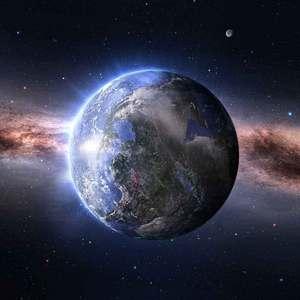 Planet Earth! 🌍 Далее would be Venus!