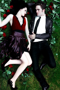one of my much loved pics of my beloved Robsten<3