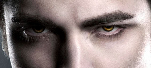 prepare to be Cullenized sejak those golden eyes<3