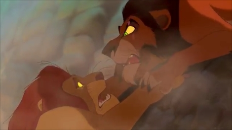 Because he's jealous and knows he'll never become king once Mufasa steps down and Simba becomes king. So, Scar had a plan to get rid of both of them, oleh killing Mufasa and make Simba run away.