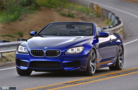 there are lots of things I want but don't have.One of them is a BMW convertible.