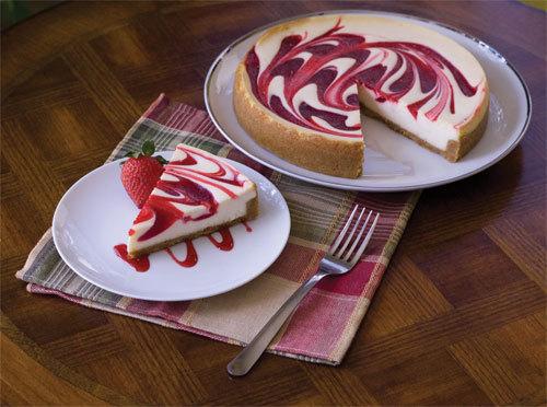 I Любовь клубника Cheesecake! ♥♥♥ (and dark Шоколад is amazing too ;p)