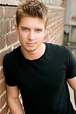 Drew van Acker in black<3