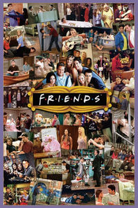 my 2 fav shows, mga kaibigan and Boy Meets World The Simpsons movie Never Ending Story movie