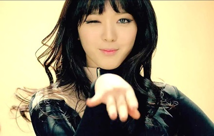 Well it's pretty hard to pick out of AOA because I like all of them but I guess one would be Chanmi