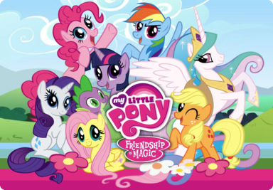 My Little Pony: Friendship is Magic ♡