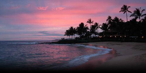 the beach<3