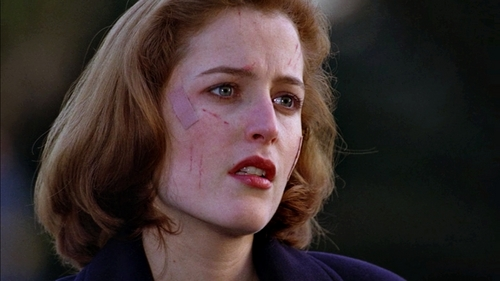 Dana Scully aka amor of my life