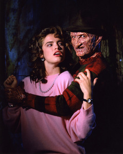 It's a tie. I saw them at the same time and loved them both. Freddy Krueger and Nancy Thompson. I actually have the autographed version of this picture hanging up in my room :D