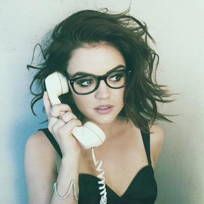 The gorgeous and amazingly talented actress & singer, Lucy Hale.