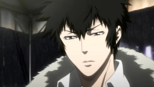 Shinya Kogami from Psycho Pass