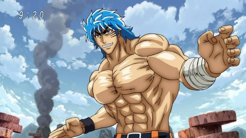 Sure, why not. Toriko from currently one of my all-time yêu thích anime series with the same name