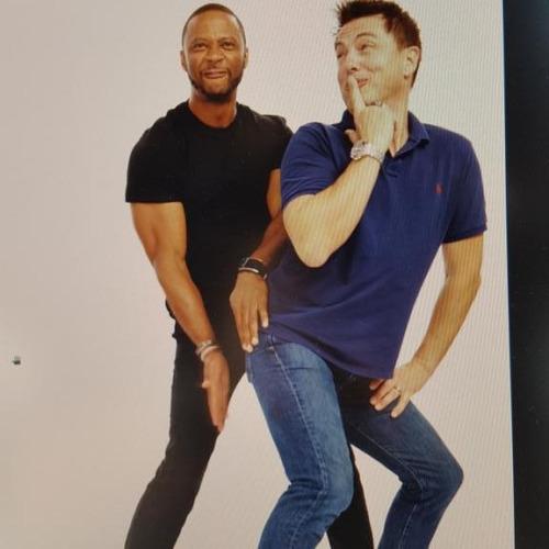 David and John :D