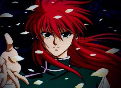 Kurama from Yu Yu Hakusho