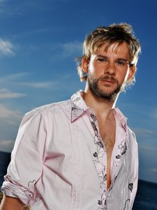 Dominic Monaghan,from lost he may not be a bonafide hottie,but he was on one of my fave shows,Lost(2004-2010),and he was the reason I started watching it to begin with(because he was in the Lord of the Rings movies)