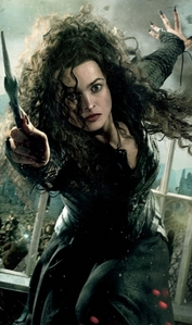 Bellatrix all the way :) But love Voldemort too :)