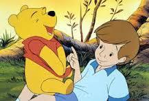 Technically Pooh has two best friends. His first and foremost being Christopher Robin and then there is his very dear friend Piglet.