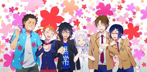 The anime is called AnoHana