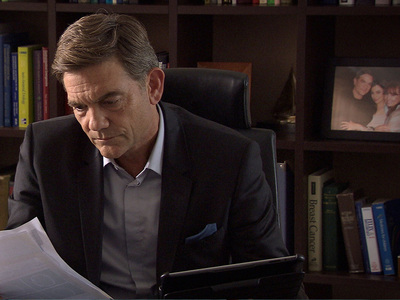 Holby City : John Michie - he plays a cold blooded guy but in real life, he seems nice.