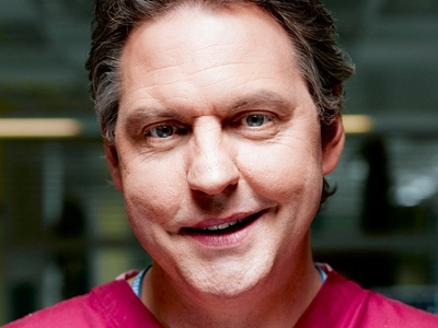 Bob Barrett - Holby City