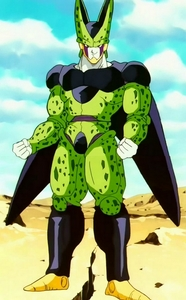 Cell from DBZ.