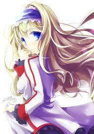 Me. An anime example would be Cecilia from Infinite Stratos <3