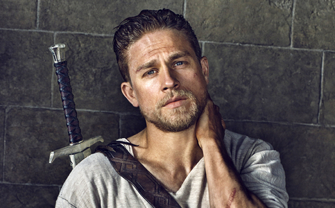 Charlie Hunnam from this year<3