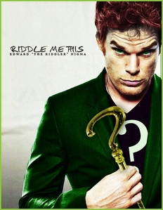 Riddle me this!?
