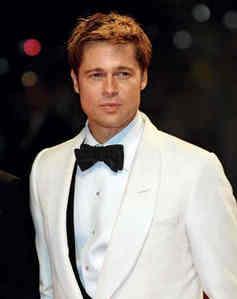 Brad in white<3