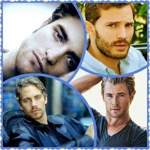 4 of my sexy hotties that I love<3