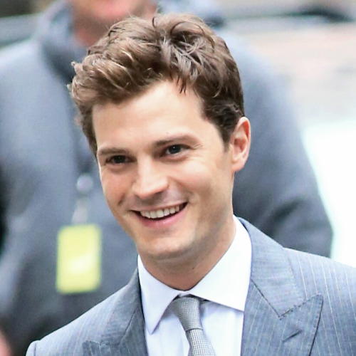 Jamie with a gorgeous smile<3