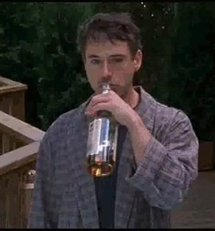 RDJ drunk