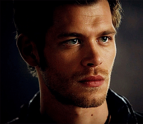 Klaus is a very bad boy :)