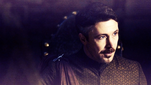 Lord Baelish from Game of Thrones <3