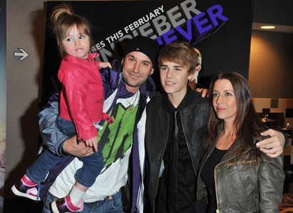 the Bieber family :)