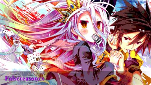 @Crusnic03 than u should watch No Game No Life. Shiro is the Younger Sister and Sora is the Older Brother. All pictures are screen shots from YouTube videos and no Copyright at all. So enjoy. Also watch No Game No Life for yourself in English Dub. Copy and past the linken into the zoek bar at the top, boven of the screen. https://youtu.be/JNqRmtd_yX8 and https://youtu.be/ap-kXy-BwDk Enjoy No Game No Life. ;-)